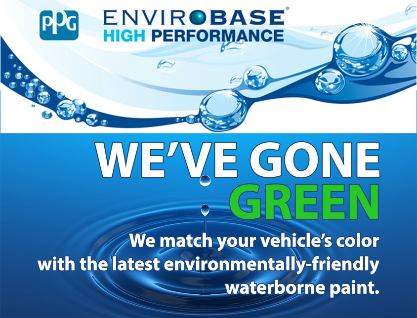 PPG-Paint-Gone-Green